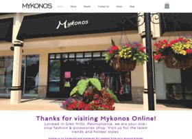 mykonospa.com