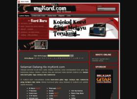 mykord.com