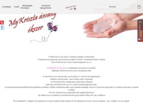 mykriszta.com