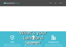 mylandlordscore.com