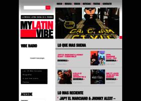 mylatinvibe.com