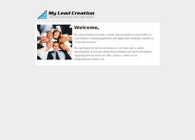 myleadcreation.com