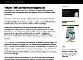 myleakygutsyndrome.com