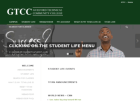 mylife.gtcc.edu