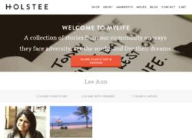 mylife.holstee.com