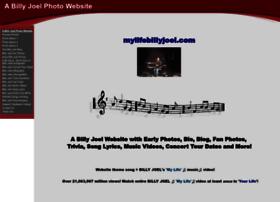 mylifebillyjoel.com