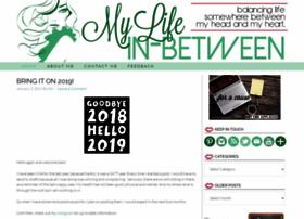 mylifeinbetween.com