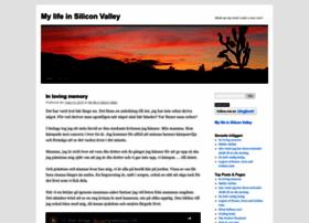 mylifeinsiliconvalley.wordpress.com