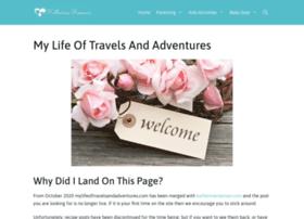 mylifeoftravelsandadventures.com
