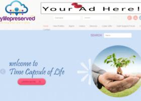 mylifepreserved.com