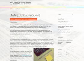 mylifestyleinvestment.com