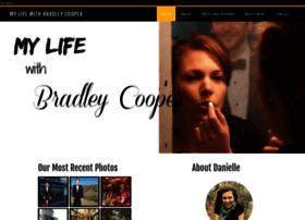 mylifewithbradleycooper.com