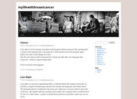 mylifewithbreastcancer.wordpress.com