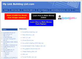 mylinkbuildinglist.com