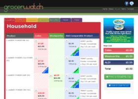 mylist.grocerwatch.com.au