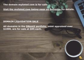 mylisted.com