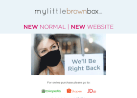 mylittlebrownbox.com