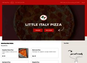 mylittleitalypizza.com