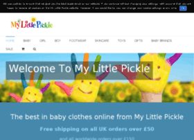 mylittlepickle.co.uk