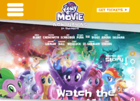 mylittlepony.movie