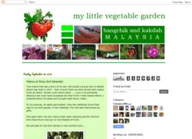 mylittlevegetablegarden.blogspot.com