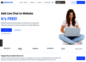 mylivechat.com