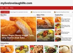 mylivelovelaughlife.com