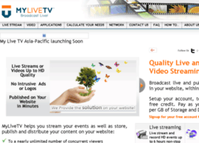 mylivetv.com