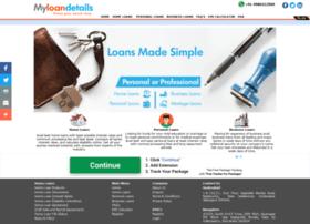 myloandetails.com