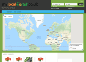 mylocalflorist.co.uk