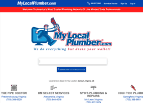 mylocalplumber.com