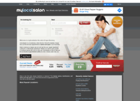 mylocalsalon.co.uk