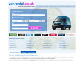 mylocalvanhire.co.uk