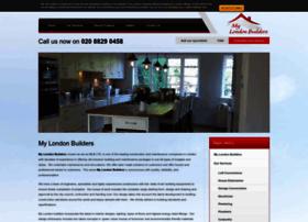 Mylondonbuilders.co.uk