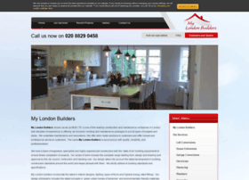mylondonbuilders.co.uk