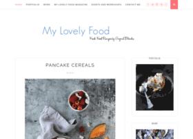mylovelyfood.blogspot.com