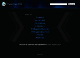 myluckypet.com