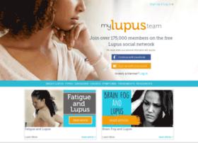 mylupusteam.com
