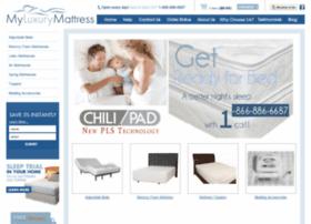 myluxurymattress.com