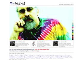 mymadrid.com