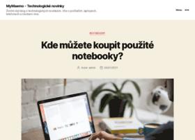 mymaemo.cz