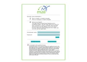 mymail.compass-usa.com