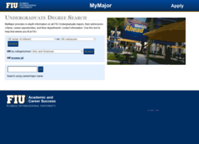 mymajor.fiu.edu