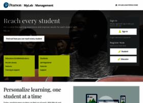 mymanagementlab.com