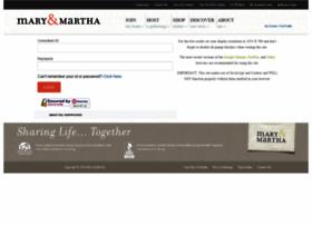 mymaryandmartha.com