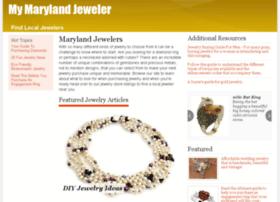 mymarylandjeweler.com