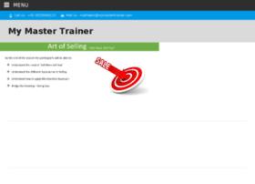mymastertrainer.com