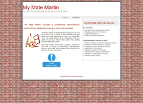 mymatemartin.co.uk