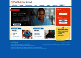 mymathlabforschool.com