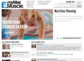 mymaxmuscle.com